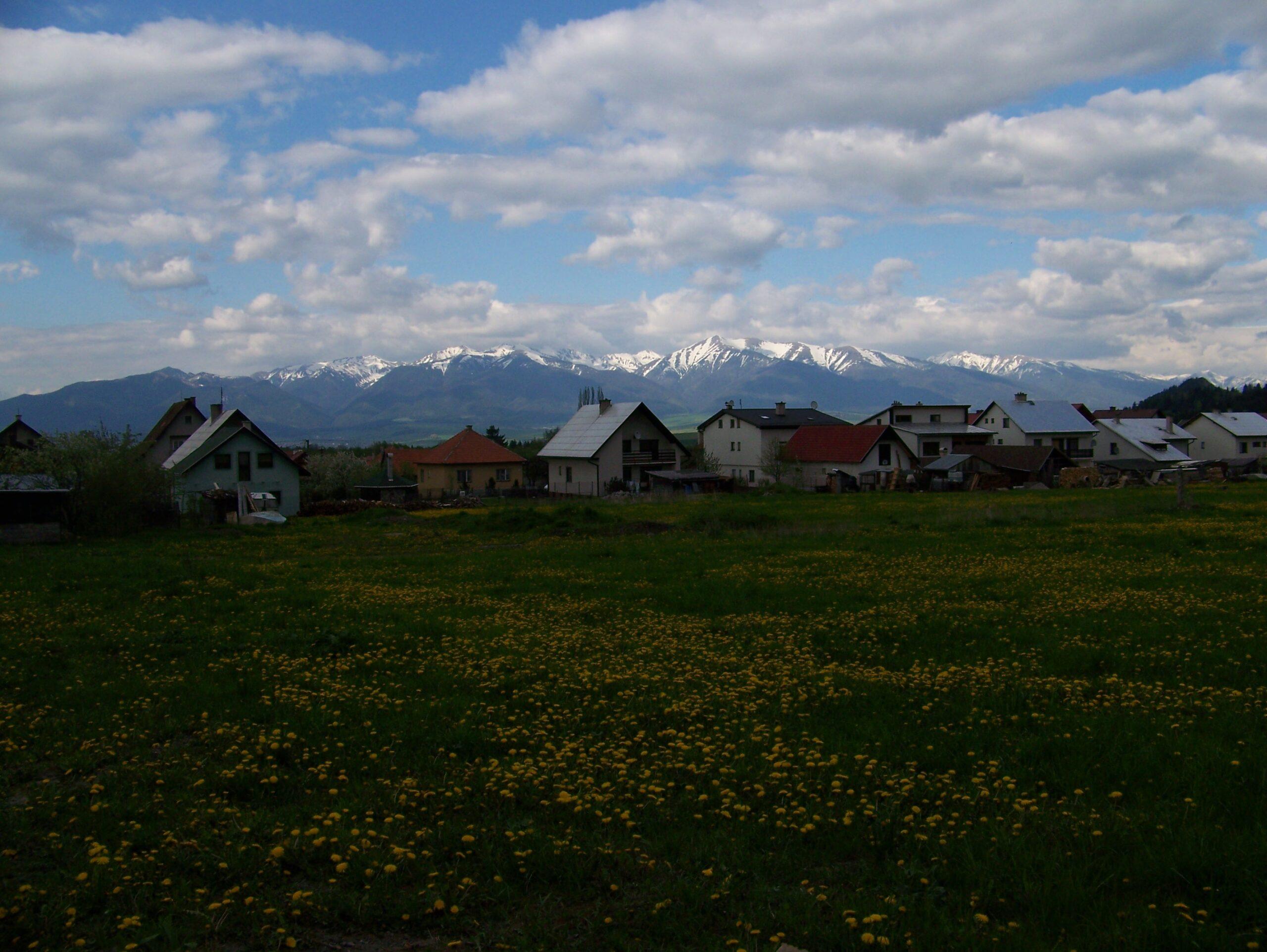 Jar v Pavčinej Lehote