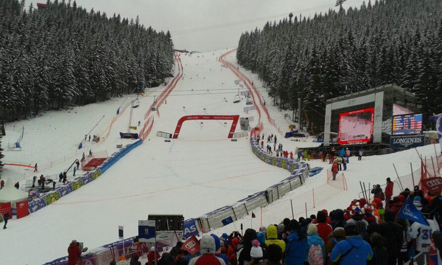 Svetový pohár Jasná 2016
