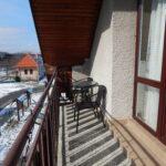 Trojlôžková izba s prístelkou balkón