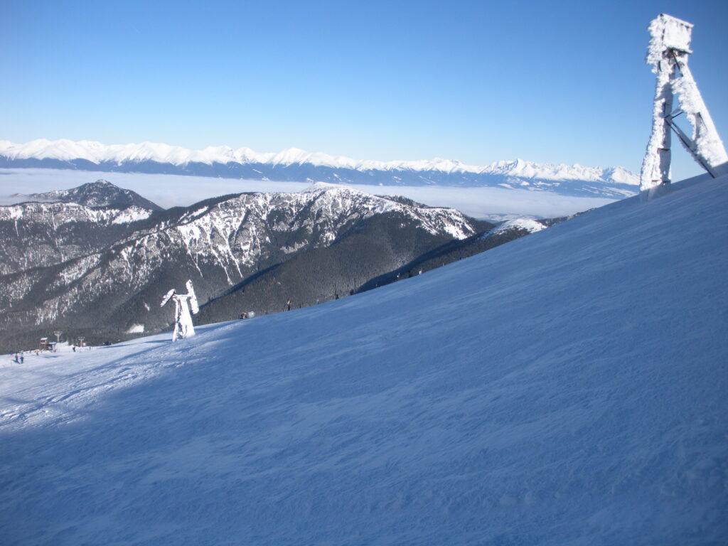 Jarná lyžovačka v Jasnej