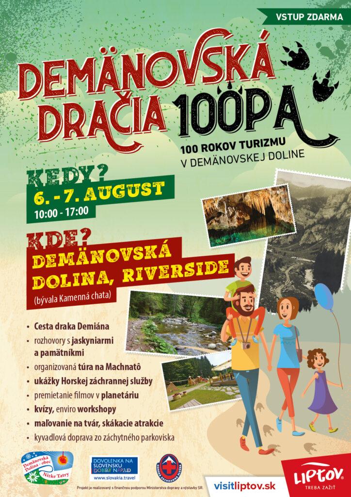 Demänovská dračia 100pa
